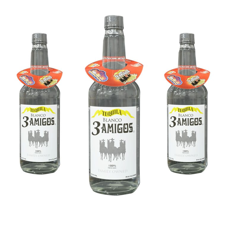 Bottle Hanger Label Printing
