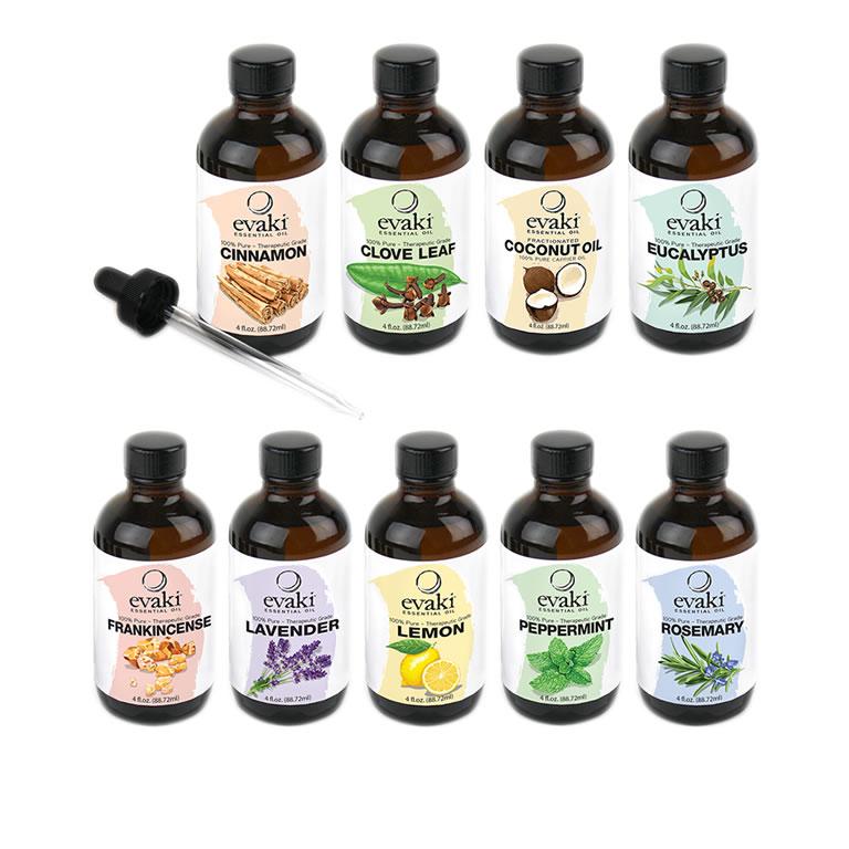 Essential Oils Label Printing