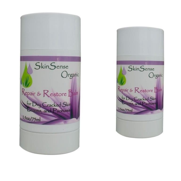 Skin Balm Label Printing