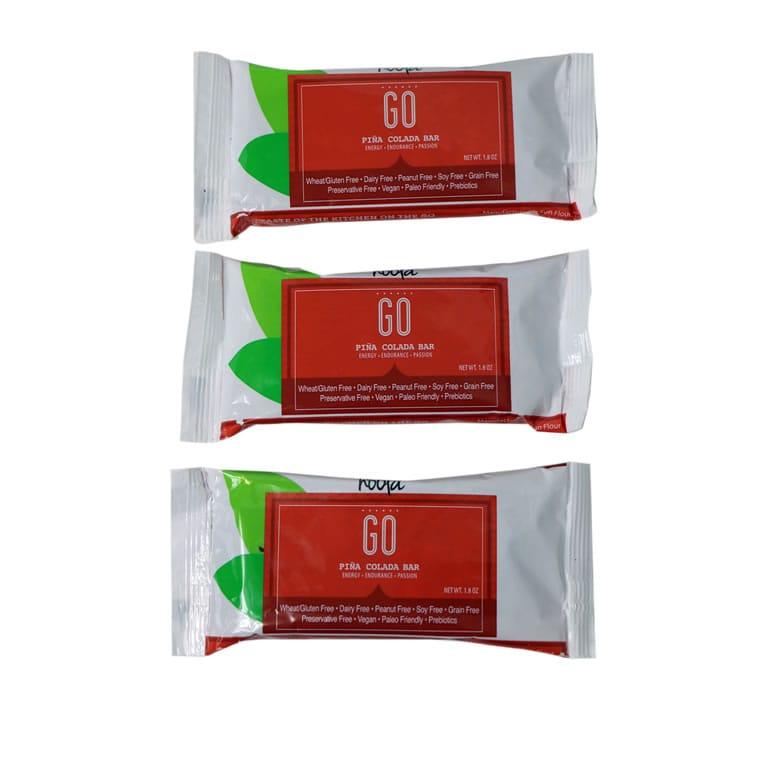 Snack Bars Label Printing