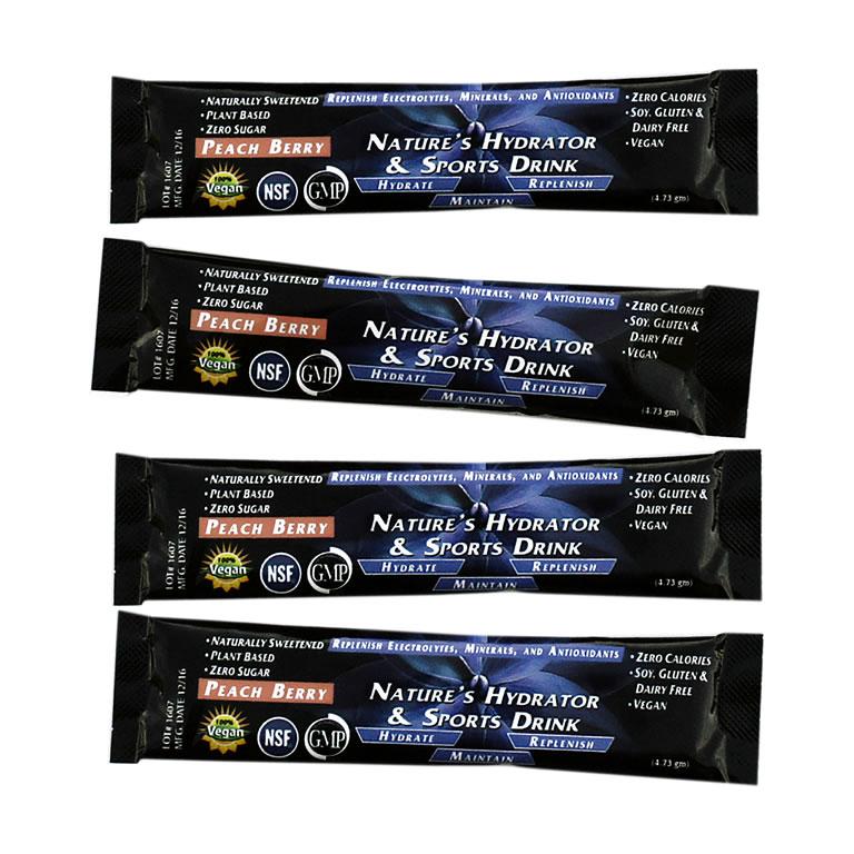 Stick Packs Label Printing