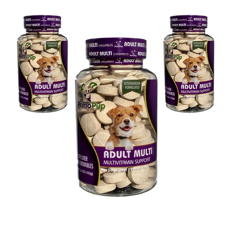 Dog Supplements Label Printing