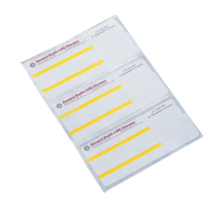 Thermal Labels Printing