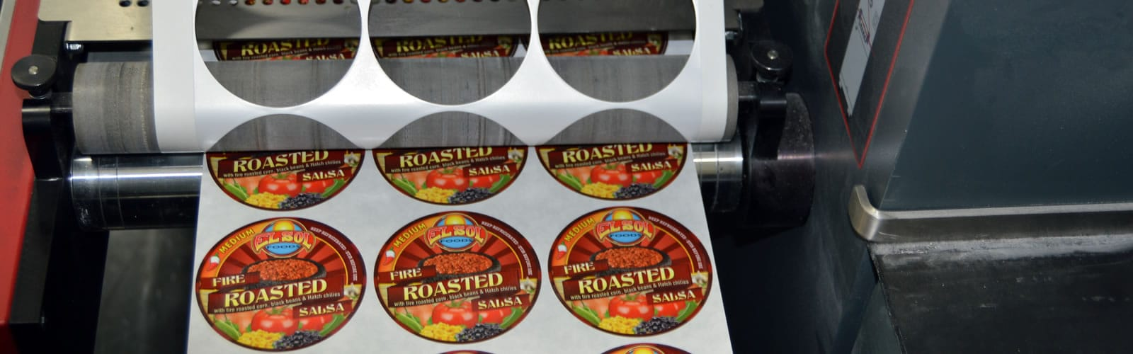 Food Label Printing