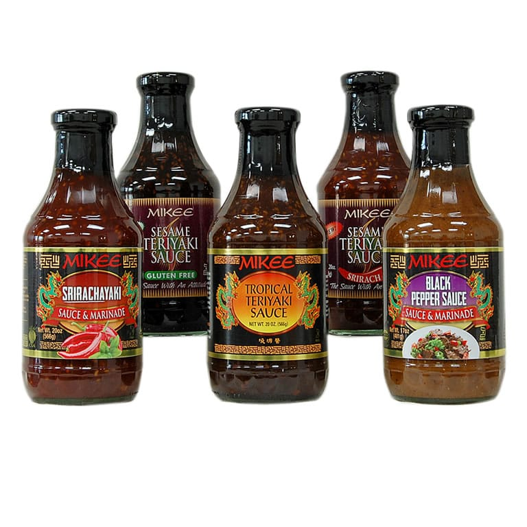 Sauces Label Printing