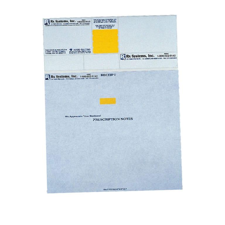 Laser Labels Printing