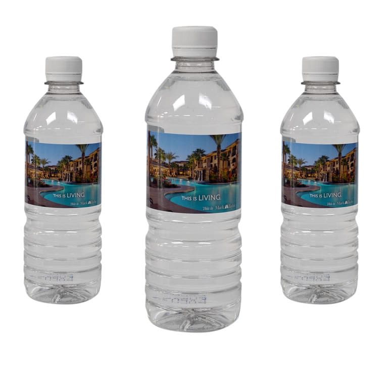 Water Bottle Label Printing Tlc Label