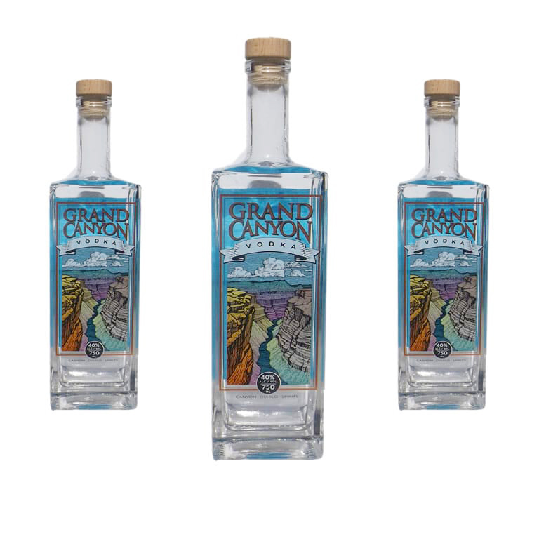 Vodka Label Printing